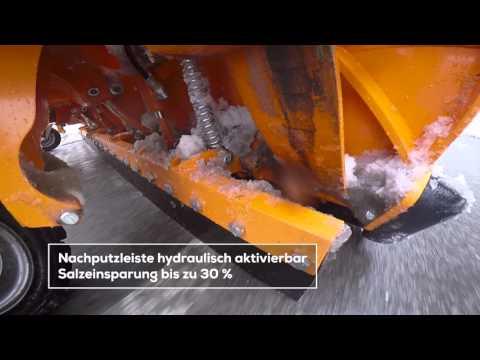 HYDRAC Winterdienst-Schneeräum-Einsatz am Großglockner DE (62800246)