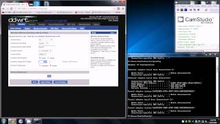 DD-WRT How to set up Access Point (AP)