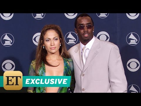 EXCLUSIVE: Diddy Talks Favorite Fashion Moment Ever Dishes on Jennifer Lopez's Iconic GRAMMY Dress