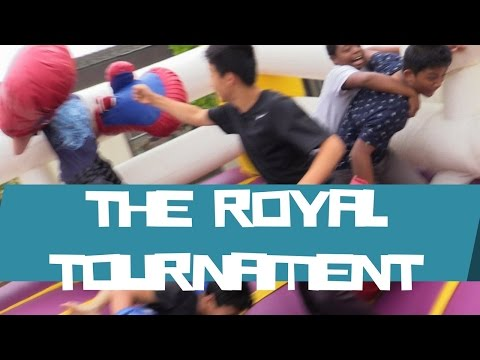 The Royal Tournament (OFFICIAL FILM) 2016