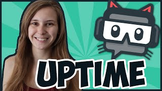 Streamlabs Chatbot Uptime Command