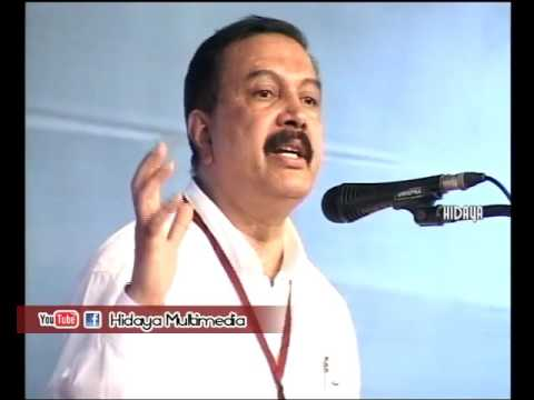 A.A.C Valavannur | Friendship conference | Greeting Speech | Dr. Azad Mooppan