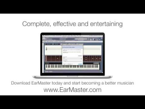 EarMaster 6.2 major update with new Jazz ear training lessons