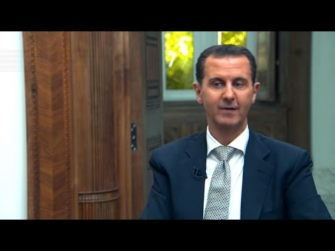 Syria's Assad denies use of chemical weapons