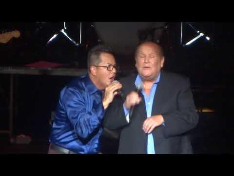 Leo Dan y Charly Zaa - La Niña Esta Triste - Miami Beach Florida - Aug 24/2018