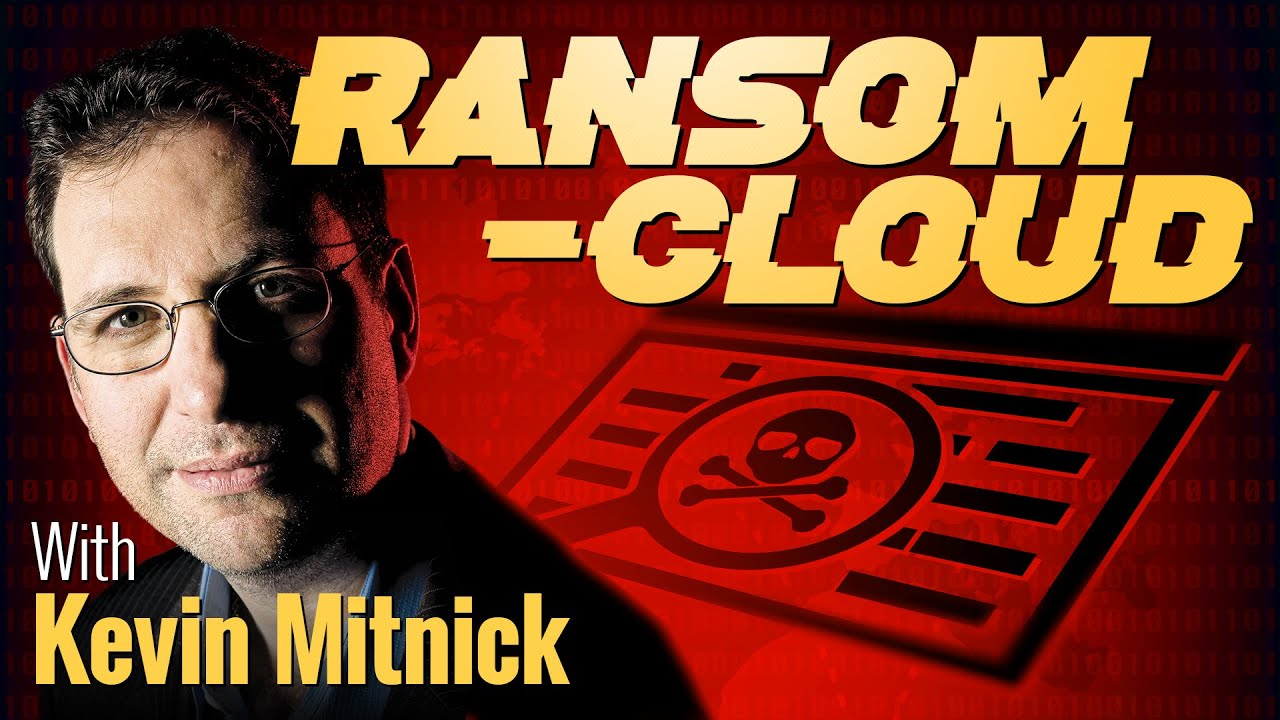 Kevin Mitnick Demonstrates Ransomcloud | Ransomware Demo