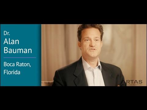 Dr Alan Bauman Discusses Reviews Artas Robotic Hair Transplant System