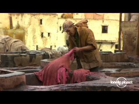 Fez, Morocco - Lonely Planet travel videos