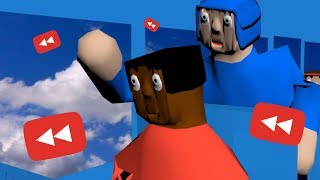YouTube Rewind 2018 but it's a bad Animation