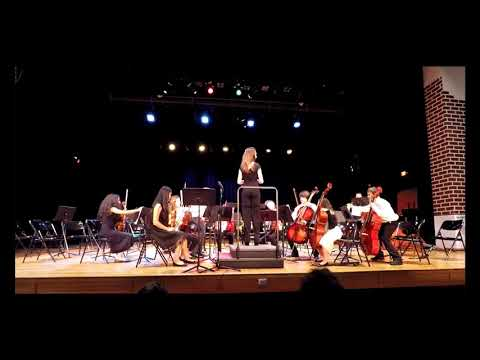 John Jay Middle School - Chamber Orchestra - May 29, 2019