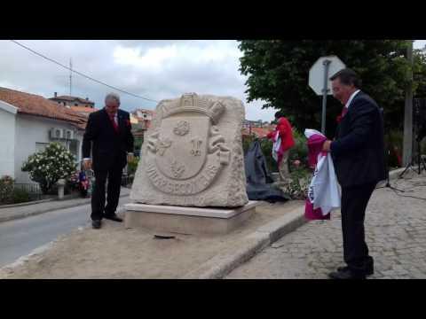 Inauguração do Brasão da Freguesia de Vilar Seco (25-04-2017)