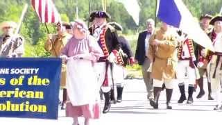 The History Of Machias Maine Celebrated At Margaretta Days Festival