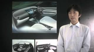 2013 Mitsubishi Mirage interior (Japanese)