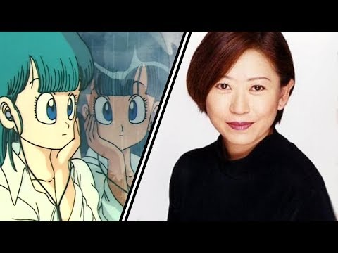 The Voice Actress of Bulma Passed Away Today