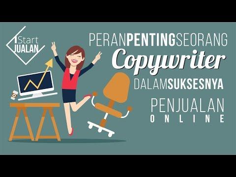 Copywriter dalam SUKSESNYA Penjualan Online | Belajar COPYWRITING | Intro
