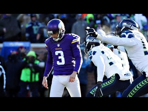 Blair Walsh Worst Missed Field Goals