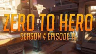 Halo 5 - CRAZY CLUTCH PLAYS! - Zero to Hero