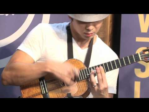 Jake Shimabukuro Playing