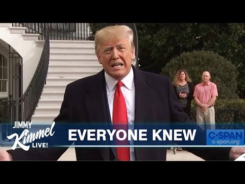 Sondland Screws Trump