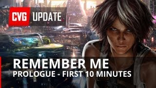 Remember Me - Prologue - First 10 Minutes