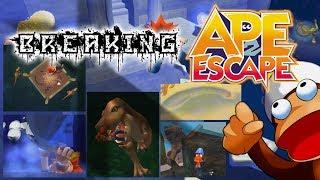 Ape Escape 2 (Single) Wrecking New Game+