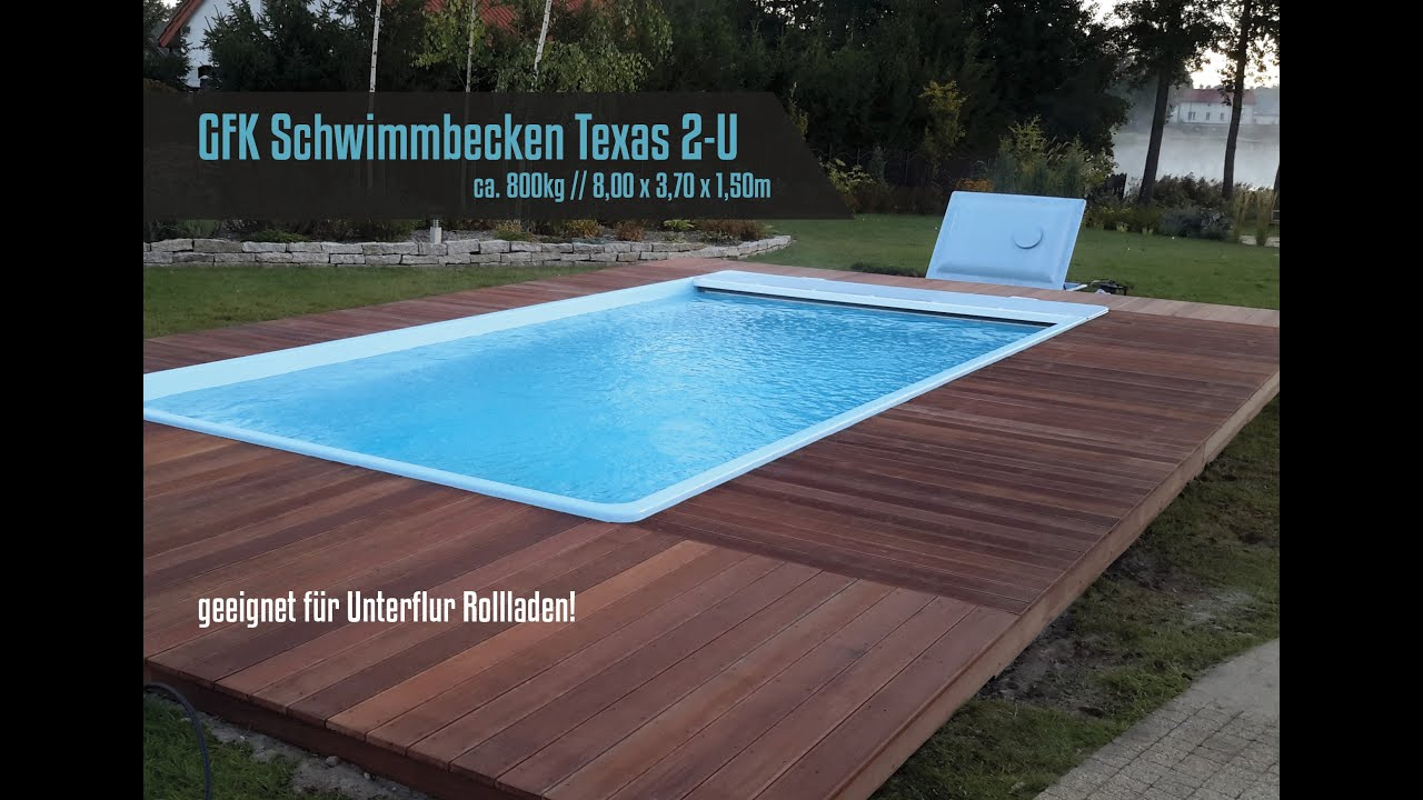gfk schwimmbecken fertig schwimmbecken fertig pool. Black Bedroom Furniture Sets. Home Design Ideas