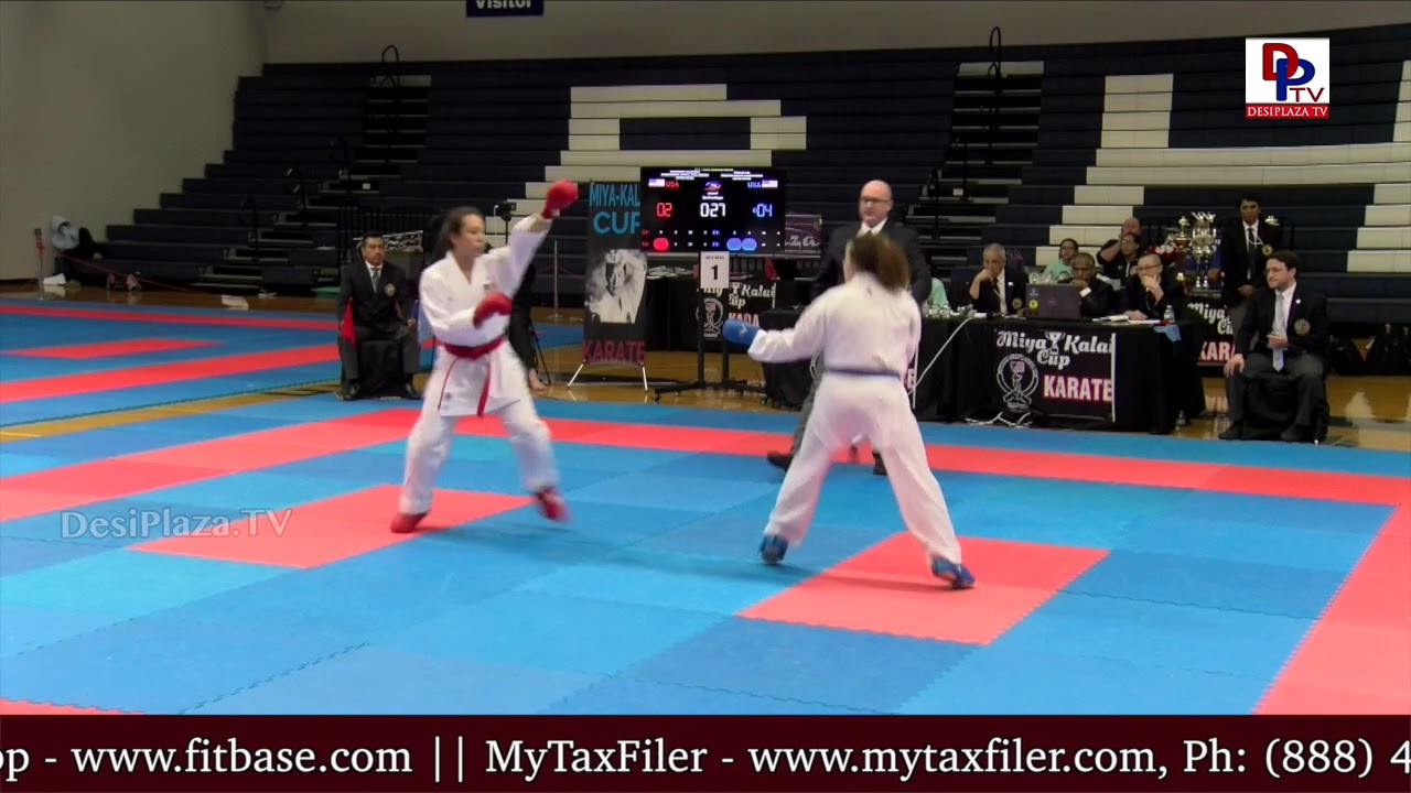 Some splendid highlights from 9th Miya Kalai Cup - Dallas | Karate Competitions | DesiplazaTV