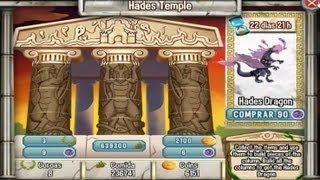 Evento Ilha do Olympo (3ª Parte) Templo de Hades