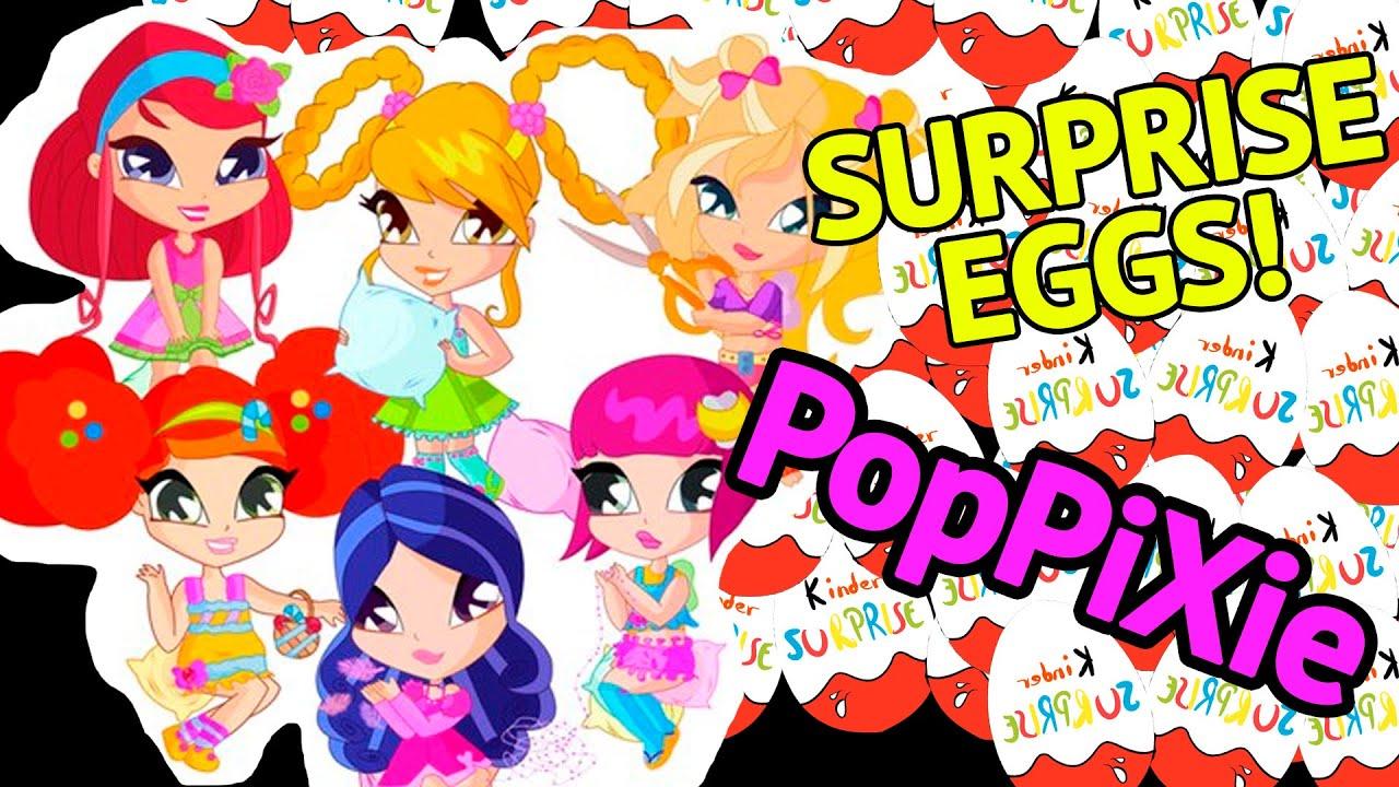 www poppixie com журнал