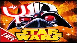 Энгри бердэ стар варс 2 игра мультик  злые птички звездные войны  Angry Birds Star Wars II