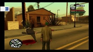 GTA SA but every person punched plays the Roblox death sound