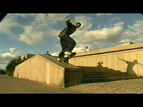 Skate-Video Berlin (Spots: Philla, National, Kulturforum, Staatsbibliothek-Ledges, Frankfurter Tor)