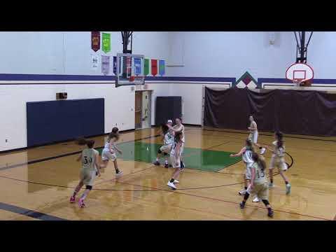 11/29/2017 Savannah vs Smithville Middle School Girls Basketball