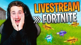 LIVE FUN SUR FORTNITE !!!