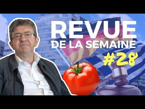 #RDLS28 : MAFIAS DE LA TOMATE, TRIBUNAUX D'ARBITRAGE, PAUVRETÉ, RETRAITÉS, FMI, ALLEMAGNE, GRÈCE