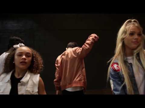 DANCE BATTLE 'COOL GIRL' BY TOVE LO Alyson Stoner Tahani Anderson,Gabe de Guzman , big will Simmons
