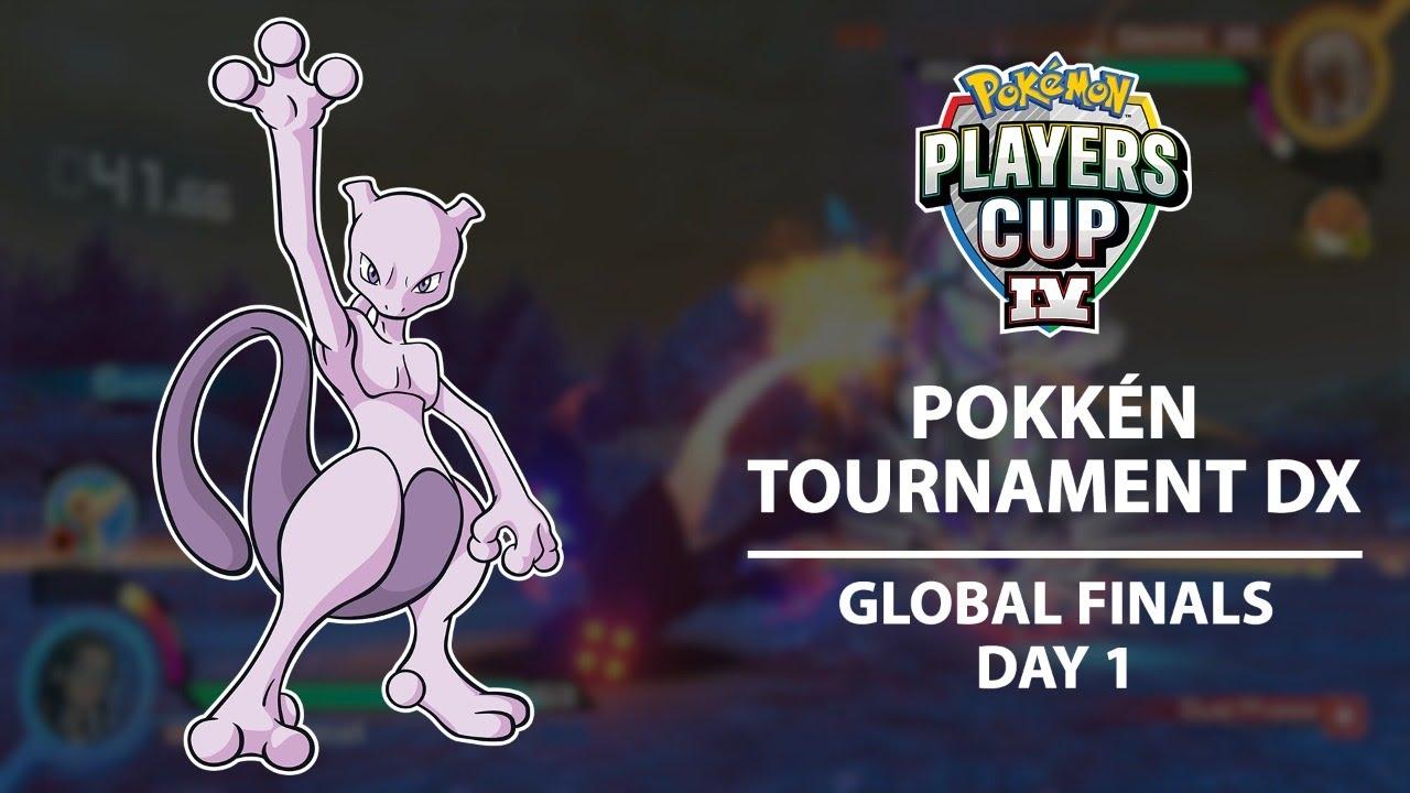 Download Pokémon Players Cup IV - Pokkén Tournament DX Global Finals Day 1