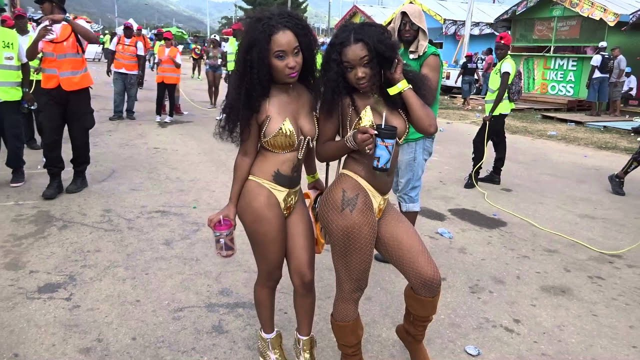Naked trinidad girls