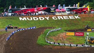 Racer X Films: Best Post-Race Show Ever, Muddy Creek