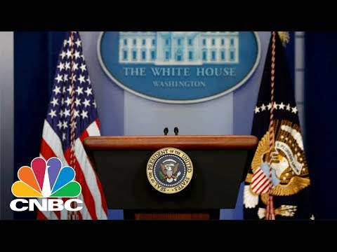 White House Holds Daily Press Briefing - Tuesday February 27, 2018 | CNBC