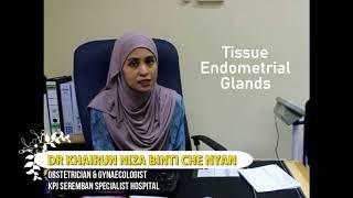Bagaimana Diet Boleh Mengurangkan Penyakit Endometriosis (MedikTV).