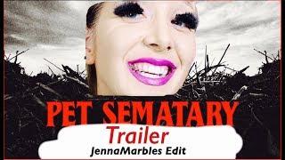 Jenna & Julian in Pet Sematary (2019) Trailer