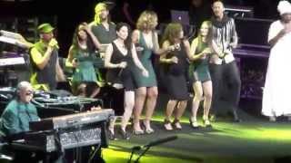 Stevie Wonder on Ferguson & New York grand jury verdicts