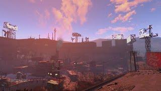 Fallout 4 Timelapse | 24 Stunden im Zeitraffer