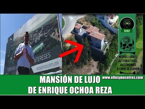 La casa de lujo en Altozano, Morelia, Mich., de Enrique Ochoa Reza
