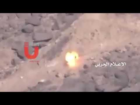 Yemeni forces release new video that shows an ambush on a Saudi army vehicle   Yemen   Saudi Arabia