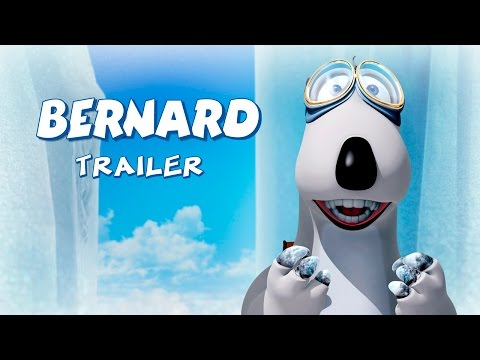 Bernard Bear YouTube Channel!!!