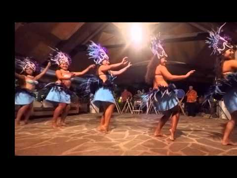 Cook Islands Hula Dance