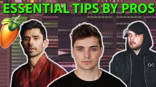 Music Production Tips & Tricks That Pros Use, But You Don't