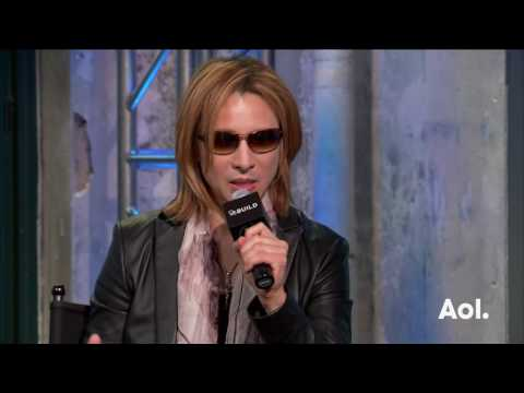 "Yoshiki And Stephen Kijak Discuss Their Documentary ""We Are X"" 